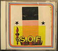 "S.O.F. / SOLDIERS OF FORTUNE ""EARLY RISERS"" - CD"