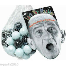 OVER THE HILL NOVELTY REPLACEMENT MARBLES (40) ~ Birthday Party Supplies Humor