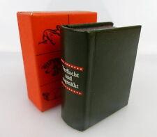 Minibuch: Verflucht und zugenäht Schimpfwörter Eulenspiegel Verlag bu0370