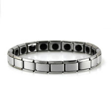 Titanium Power Nano Energy 20 Germanium Balls Bracelet Balance Band Free P&P