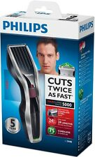 NEW Philips HC5440 Mens Cordless Rechargeable BEARD TRIMMER & HAIR CLIPPER