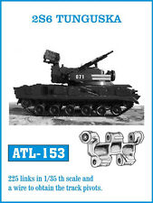 1/35 ATL153 FRIULMODEL TRACKS FOR 2S6 TUNGUSKA for PANDA HOBBY Model - PROMOTE