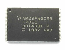 Am29f400bb-70ei ni Flash paralelo 5v 4Mbit 512kx8 o 256kx16 70ns 48-pin Smd