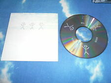 THE YOUNG GODS - KISSING THE SUN (PLAY IT AGAIN SAM RECORDS)  PROMO CD SINGLE