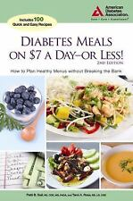 Diabetes Meals on $7 a Day - Or Less! : How to Plan Healthy Menus Without...