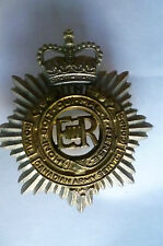 Badge- Royal Canadian Army Service Corps Badge (Genuine*)