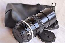 Nikon NIKKOR 135mm f/3, 5, ai, F. analogico e digitale