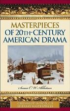 Masterpieces of 20th-Century American Drama (Greenwood Introduces Literary Maste