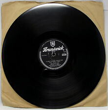 "THE FOUR ACES - I ONLY KNOW I LOVE YOU / A WOMAN IN LOVE 78 rpm 10"" Brunswick"