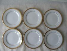 6 x Noritake Japan Windsor Pattern No 3782 Side Bread & Butter Plates 6.25""