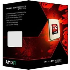 AMD FX-8370 Octo Core 4.0GHz AM3+ 8MB Cache 125W TDP CPU Processor