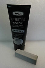 Aga & Rayburn Enamel Kit with New & Improved Cleaner & Scrubber