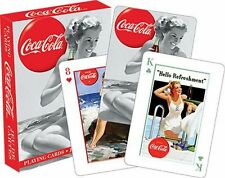 COCA-COLA BEAUTIES - PLAYING CARD DECK - 52 CARDS NEW - VINTAGE COKE 52298