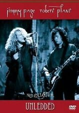 "PAGE & PLANT ""NO QUARTER UNLEDDED"" DVD NEUWARE"