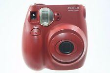 USED Fujifilm Instax Mini 7S Instant Camera (Red)
