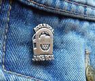 Rock N Roll Juke Box Pewter Pin Badge