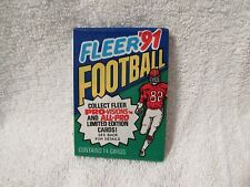 Fleer 1991 Football Cards 14 Pack- FREE SHIPPING
