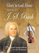 Glory to God Alone The Life Of J S Bach DVD