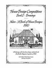 House Design Competitions, Book 2 Drawings - Natco- A Book of House Designs 1910
