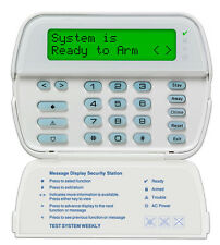 DSC Security Alarm System-PK5500 PowerSeries 64-Zone LCD Full-Message Keypad