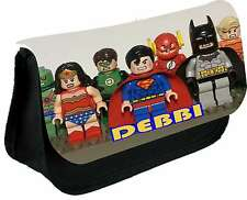 Lego Superheros Characters #1 personalised pencil cases