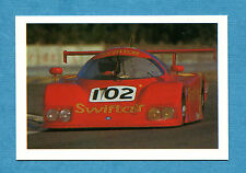 SUPER GRAND PRIX Euroflash '88 Figurina-Stickers n. 107 - ECOSSE C-286 -New