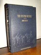 The Citizen-Soldier by John Beatty (1983, Hardcover,Leather Bound,Time Life)