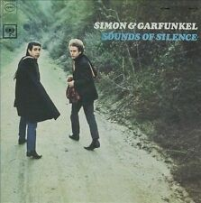 Simon & Garfunkel / Sounds of Silence (CD) I Am A Rock, A Most Peculiar Man !!!!