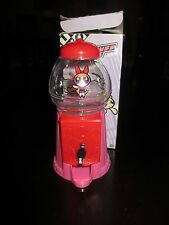 Powerpuff Girls Bubble Gum Machine 2000 Rinco Very Rare with Box!