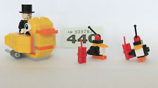 LEGO 76010 Super Heroes The Penguin Minifigure Plus Henchman Dynamite Duck Boat