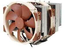 Noctua NH-D15 SSO2 D-Type Premium CPU Cooler, NF-A15 x 2 PWM Fans