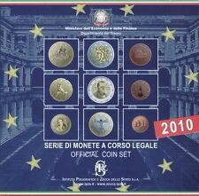Italien Euro-KMS 2010 Cavour