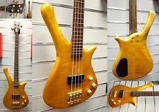Warwick Fortress One -4 String-E-Bass-Year 1995-Vintage-Aussteller!!