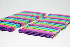 30 NON RUSTING STRONG PLASTIC DOLLY CLOTH PEGS WASHING LINE LAUNDRY DURABLE