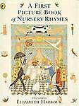 A First Picture Book of Nursery Rhymes (Picture Puffin)