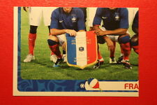Panini EURO 2012 N. 459 FRANCE TEAM  NEW With BLACK BACK TOPMINT!!