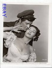 Rock Hudson Yvonne De Carlo busty VINTAGE Photo