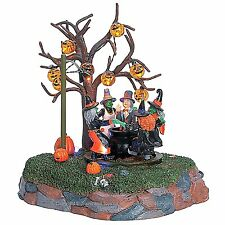 Lemax 64421 COOKING UP A GHOUL Spooky Town Table Accent Animated Halloween I