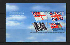 GB SUBMARINE BOOKLET PANE SG MS2206a (Cat £9) U/M SALE PRICE MINT