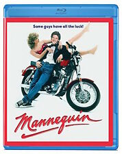 MANNEQUIN BLU-RAY - SINGLE DISC EDITION - NEW UNOPENED - ANDREW MCCARTHY