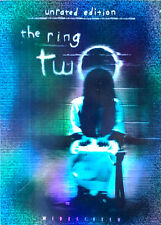 THE RING TWO - UNRATED VERSION - NAOMI WATTS, DAVID DORFMAN - DVD - STILL SEALED