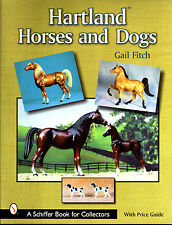 """Hartland Horses & Dogs: quality plastic """"Fabulous book"""" - New, Signed by author"""