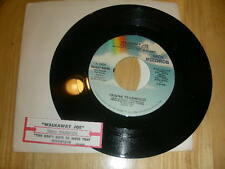 "Country 45 Trisha Yearwood ""Walkaway Joe"" MCA with TITLE STRIP 1992 NM"
