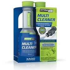 XADO AtomEX Multi Cleaner GASOLINE ENGINE HIGH PERFORMANCE FUEL SYSTEM CLEANER
