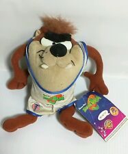 Looney Tunes Space Jam Tasmanian Devil Taz Plush Doll 7""