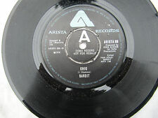 BANDIT OHIO / ALL I CAN DO IS GET OVER IT arista 69 EX........ 45rpm demo promo
