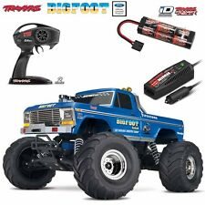 Traxxas 36034-1 BIGFOOT #1 Original Monster Truck 1/10 2WD RTR W/ TQ / Battery