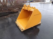 "New 36"" Case 580 Backhoe Bucket without teeth"