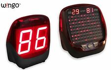 WINGO 2 BINGO Machine / Electronic Bingo Machine / Random Number Selector