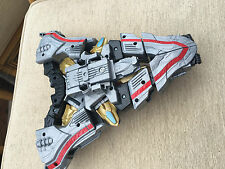 Power Rangers Megaforce Ultimate Megazord a nave espacial juguete